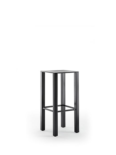 elena barstool | black varnish