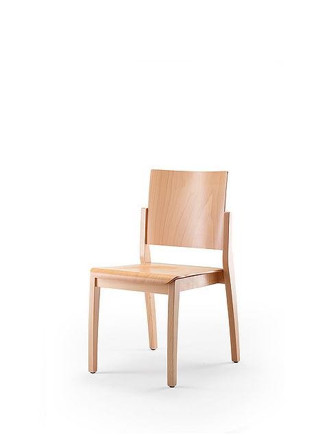 rondo | four-legged chair