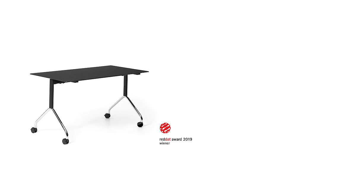FX table | Staffeltisch | Flip-Top Table