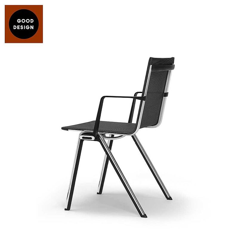 Good Design Award für BLAQ chair