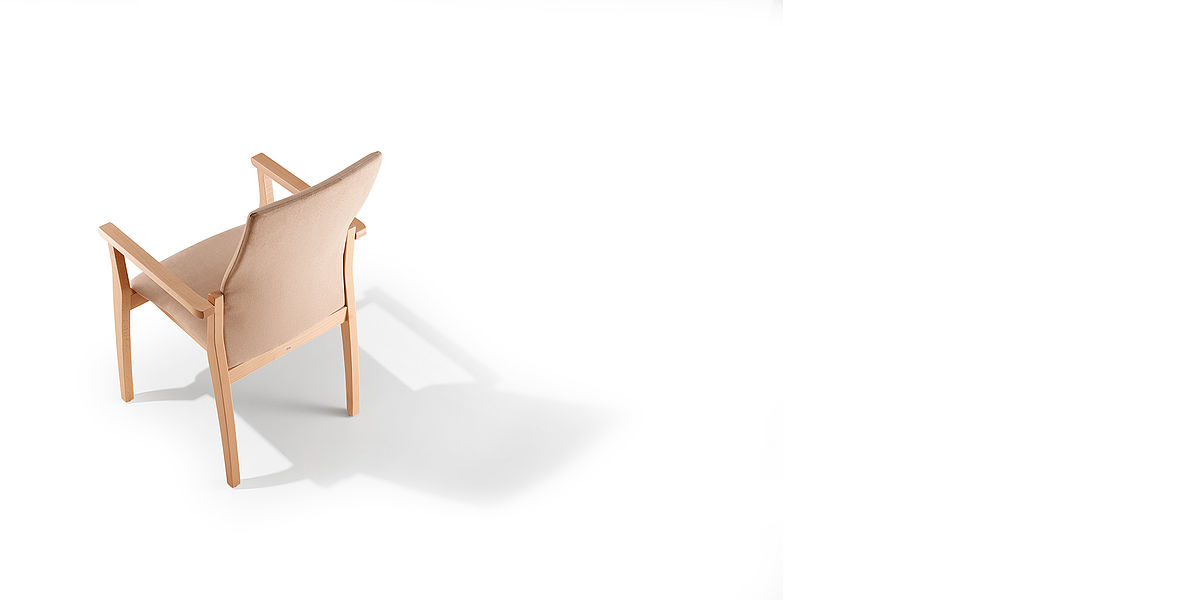 rondo | high-back chair