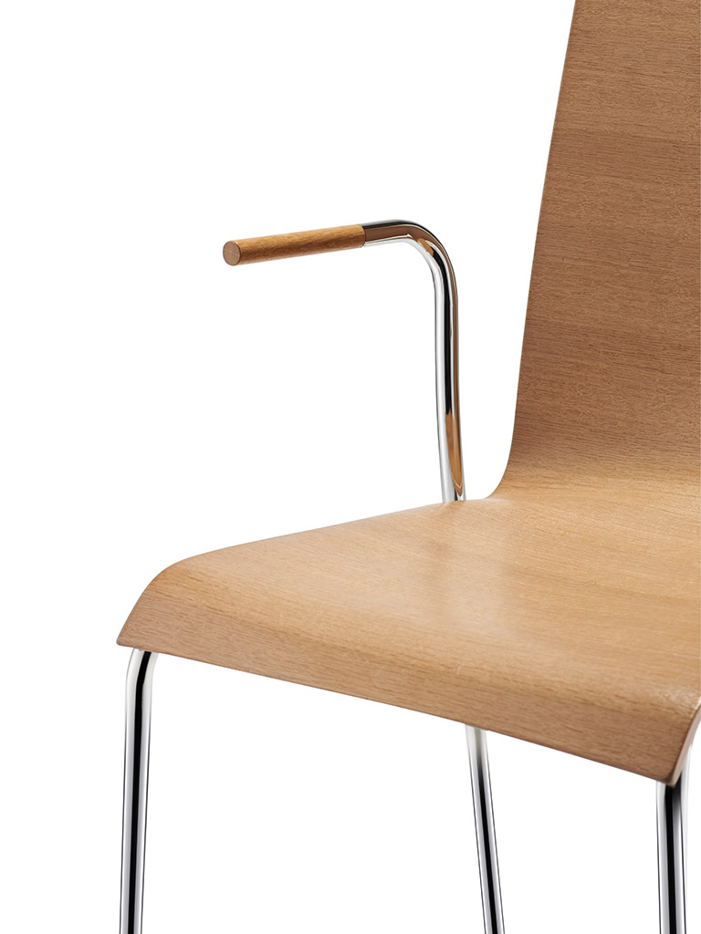aticon | with wooden armrests