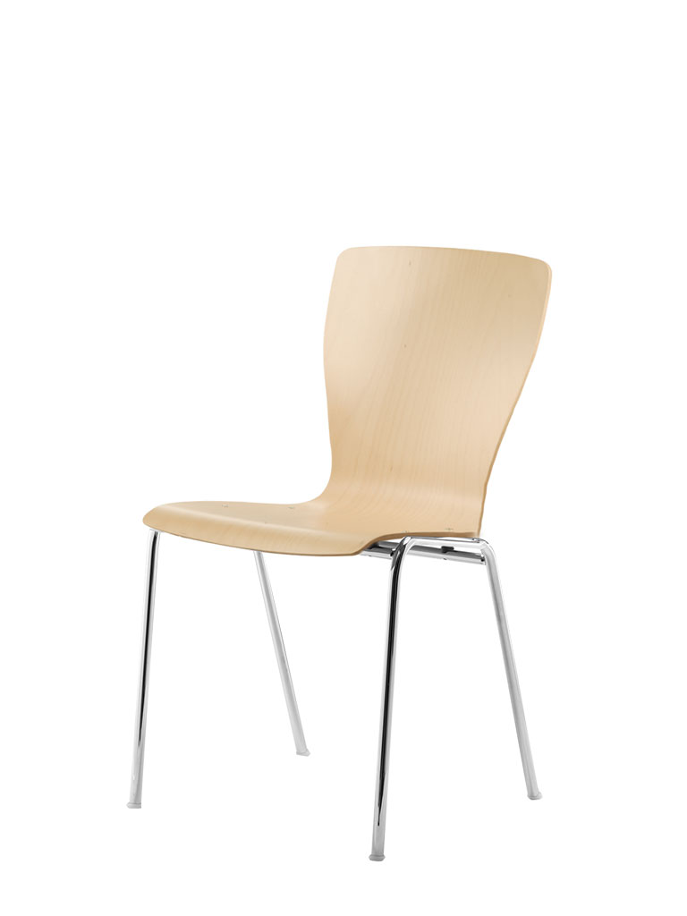 atlanta 50 | steel tube chair | four-legged chair | shell 79 | not upholstered
