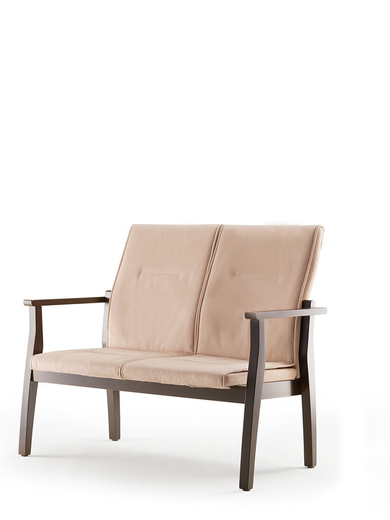 rondo | bench | two-seater
