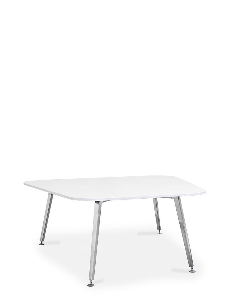 CQ table.co | Daniel Korb | Conferencing table | Gestell aluminium eloxiert