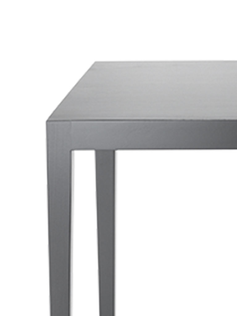 Kollektion.58 | Contract Table | black stained