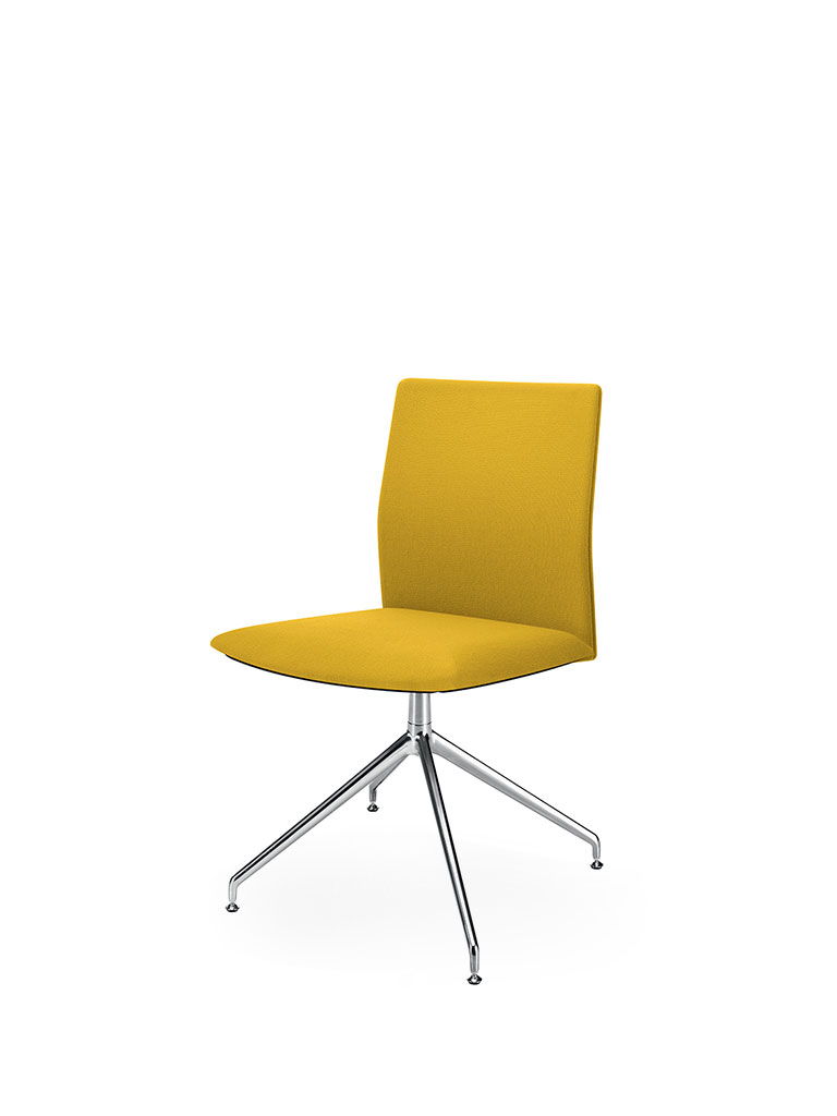 Kinesit by Arper | conference chair | star base
