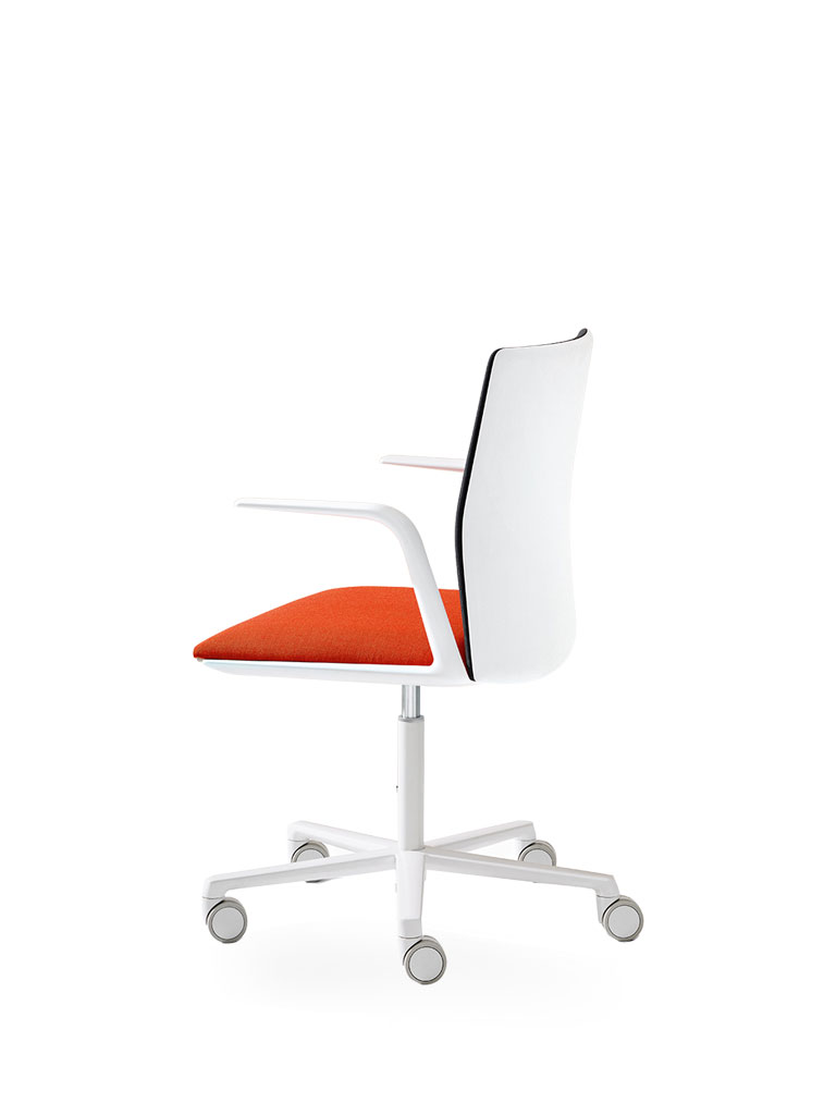 Kinesit by Arper | office chair | rear view