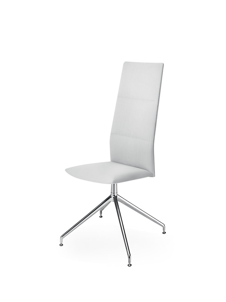 Kinesit by Arper | conference chair | star base | high back